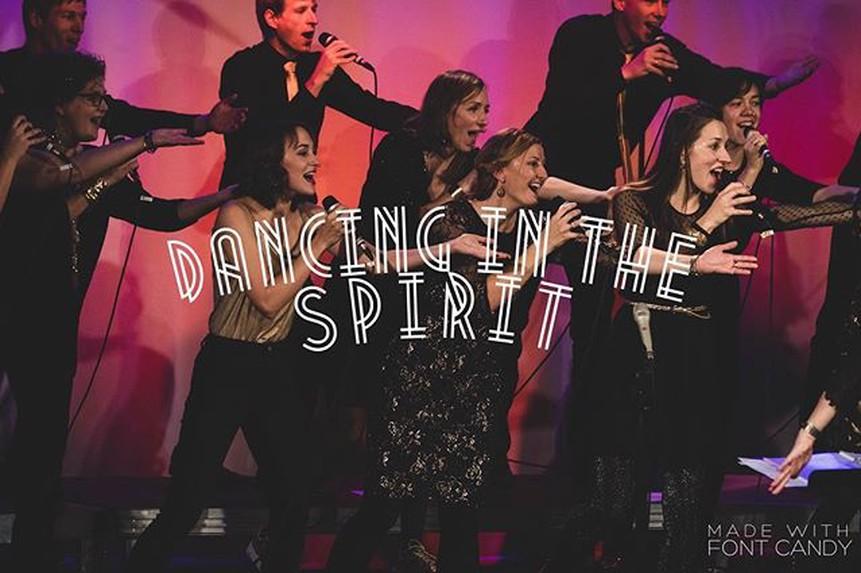 Dancing in the Spirit. Bild